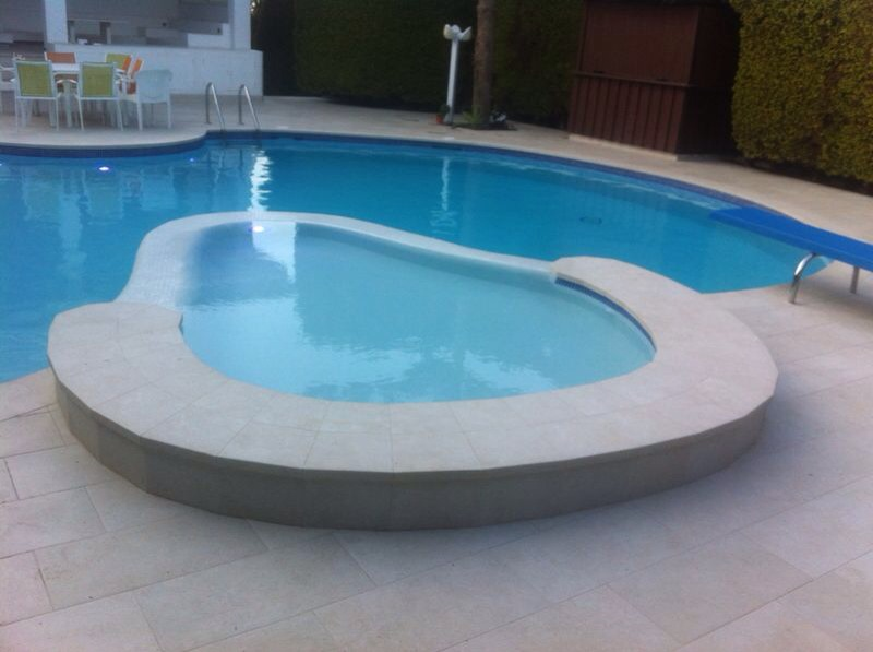 Child´s Pool within the Pool
